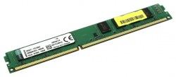 Память Kingston ValueRAM 1x8Gb DDR3 1600Mhz CL11 (KVR16N11/8)