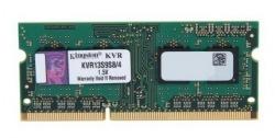 Память SoDimm Kingston 1x4Gb DDR3 1333MHz (KVR13S9S8/4BK)