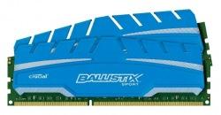 Память Micron Ballistix Sport XT 2x8Gb DDR3 1866 (BLS2C8G3D18ADS3CEU)