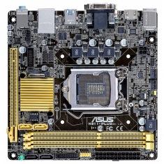 Материнская плата Asus H81I-PLUS (s1150, Intel H81) miniITX