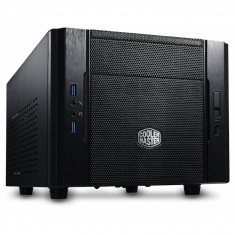 Корпус Cooler Master Elite 130, без БП, USB 3.0, черный, mini-ITX (RC-130-KKN1)
