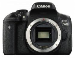 Фотокамера CANON EOS 750D Body + сумка + карта SD 64GB