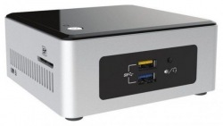 Неттоп Intel NUC Pentium N370 (BOXNUC5PPYH)