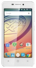 Смартфон PRESTIGIO MultiPhone 3457 Wize F3 White