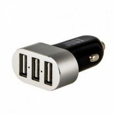 Автомобильное ЗУ для мобильных телефонов / планшетов JUST Evo Trio USB Car Charger (6.3A/31W, 3USB)
