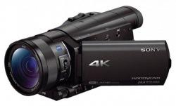 Цифровая видеокамера Sony FDR-AX100 Black (FDRAX100EB.CEE)