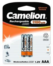 Аккумулятор CAMELION R03 AAA 1100 mAh бл. 2 шт
