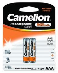 Аккумулятор CAMELION R03 ААА 900 mAh бл. 2 шт