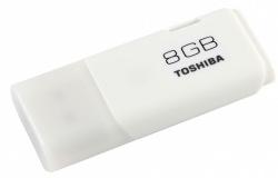 USB FD TOSHIBA HAYABUSA 8GB white