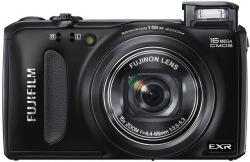 Цифровой фотоаппарат Fujifilm F660 Black