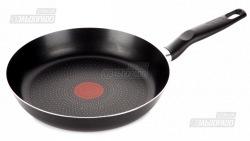 Сковорода TEFAL 04041124 JUST Black 24 см