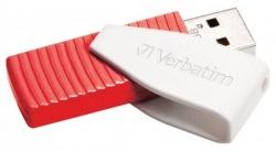 USB FD VERBATIM STORE'N'GO 16Gb red
