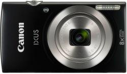 Цифровой фотоаппарат CANON IXUS 177 Black