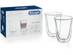 Набор стаканов  Delonghi ЛАТТЕ МАКІЯТО 220мл 2 шт.