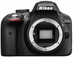 Фотокамера NIKON D3300 Kit 18-55 VR II AF-P + сумка + карта SD 32GB