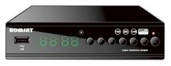 Цифровой эфирный приемник DVB-T2 Romsat T2090