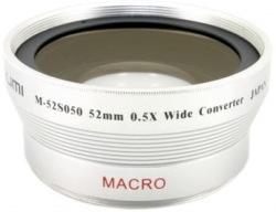 Широкоугольный конвертер MARUMI 0.5x  52mm