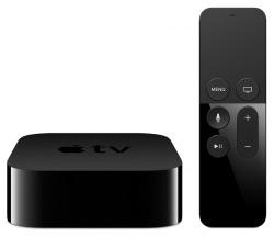 Медиаплеер Apple TV 4 A1625 32Gb (MGY52RS/A)
