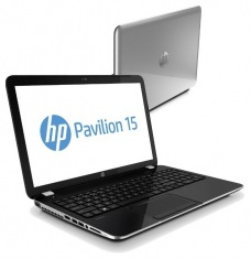 Ноутбук HP Pavilion 15-ab283ur Silver (P3M01EA)