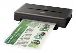 Принтер А4 Canon mobile PIXMA iP110 c Wi-Fi (9596B009)