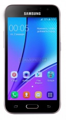 Смартфон SAMSUNG SM-J120H Galaxy J1 DS Black