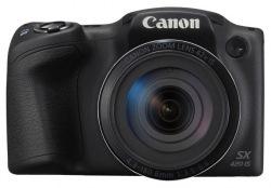 Фотоаппарат цифровой CANON PowerShot SX420 IS Black