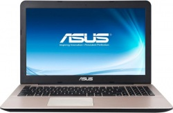 Ноутбук ASUS X555LB-DM680D Dark Brown (90NB08G1-M1