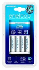 Зарядное устройствоPanasonic Basic Charger+ Eneloop 4AA