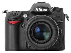 Фотоаппарат цифровой NIKON D7100 Kit 18-55 VR