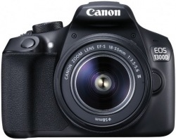 Фотоаппарат CANON EOS 1300D 18-55 III Kit