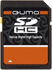 Карта памяти Qumo SDHC 4GB Class 4
