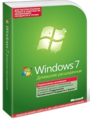 ОС Windows 7 Домашняя расширенная BOX
