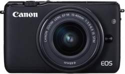 Цифровой фотоаппарат Canon EOS M10 kit (15-45mm) IS STM Black