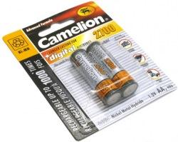 Аккумуляторы CAMELION R06 AA 2700 mAh бл. 2 шт