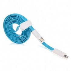 Кабель AUZER AC-M1 micro-USB blue