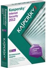 Антивирус KIS 2012 2ПК/1г