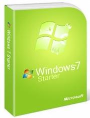 ОС Windows 7 Starter32-bit ОEM