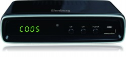 Цифровой эфирный приемник DVB-T2 ELENBERG DT1301