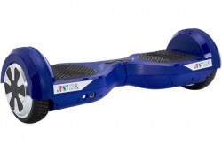 """Гироборд JUST Step&GO 6,5"""" Blue + сумка"""