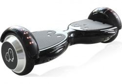 """Гироборд JUST Step&GO Mini 4,5"""" Black + сумка и защита"""