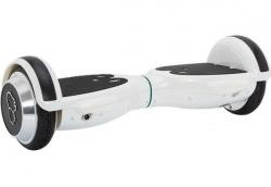 """Гироборд JUST Step&GO Mini 4,5"""" White + сумка и защита"""