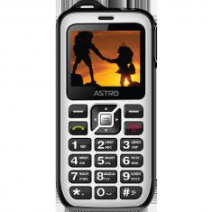 Мобильный телефон АSTRO B200 RX Blaсk-White