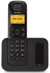 Радиотелефон TEXET TX-D6605А Вlack