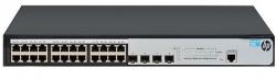 Коммутатор HP 1920-24G Smart Switch (JG924A) 24xGE-T + 4xGE-SFP ports