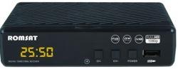 Цифровой эфирный приемник DVB-T2 Romsat T2550