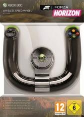 Руль Xbox 360 Speed wheel + ForzaHorizon