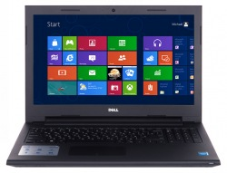 Ноутбук Dell Inspiron 3542 (I35C25NIW-11) Black