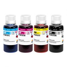 Комплект чернил ColorWay Epson L-100/200 series (4х100мл) BK/С/M/Y