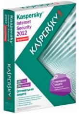 ЭПО Продление лицензии Kaspersky Internet Security 2012 2ПК 1 год