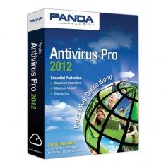 ЭПО Panda Antivirus Pro 2012 1ПК 1год